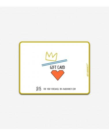 Pic of a digital egift card